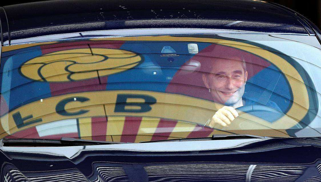 """Valverde's full farewell letter: """"I have had very happy and hard times and sometimes difficult times"""" - Connectley News"""