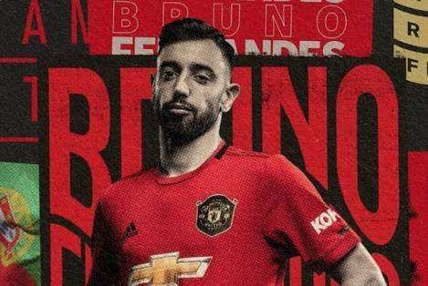 MU: Bruno Fernandes swims in full happiness - Connectley News