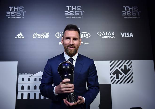 Leo Messi and Cristiano Ronaldo are left without the best player award - Connectley News