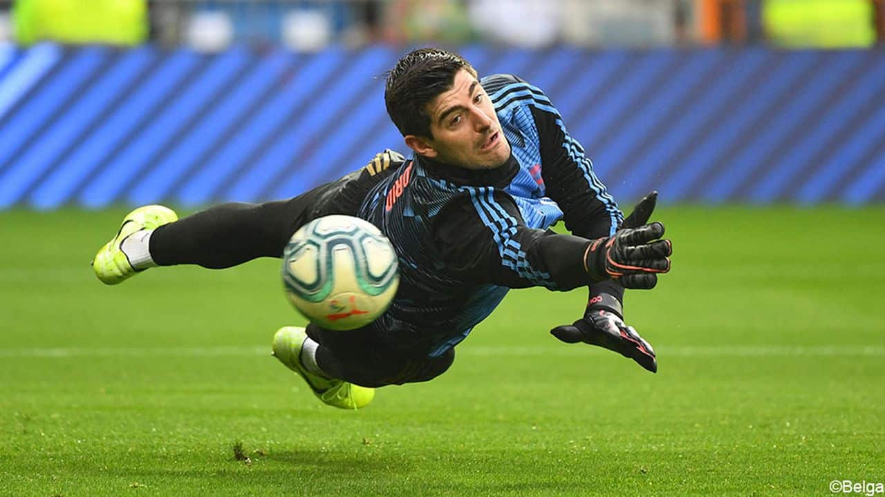 """Courtois: """"Too bad if season is stopped, because we can still become champions"""" - Connectley News"""