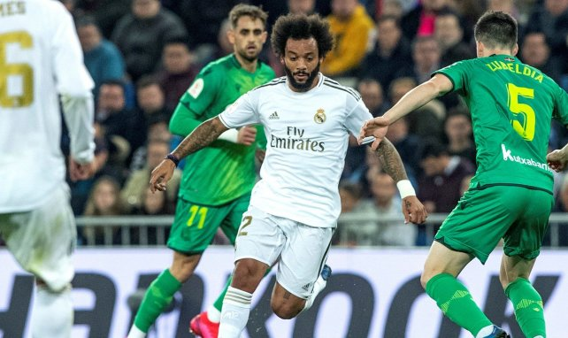 Real Madrid: Marcelo's sharp statements about his future - Connectley News