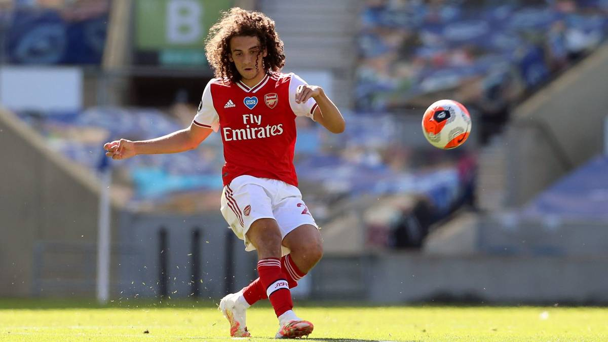 Mattéo Guendouzi's brother signs for GSI Pontivy - Connectley News