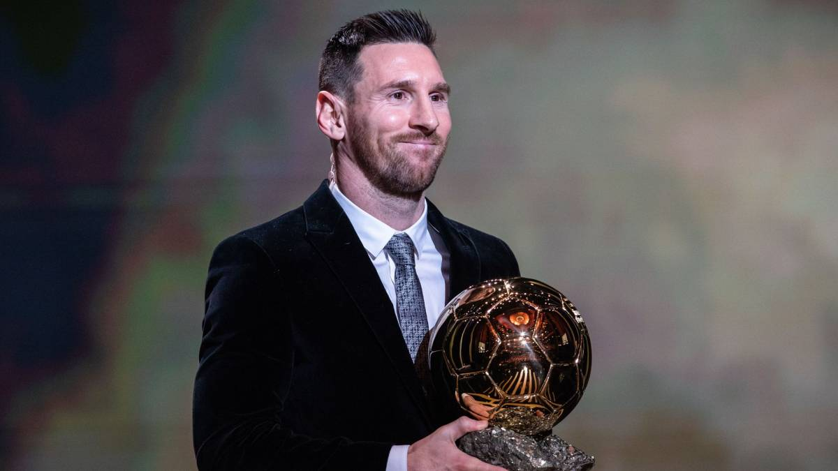 Lionel Messi balloon d'or
