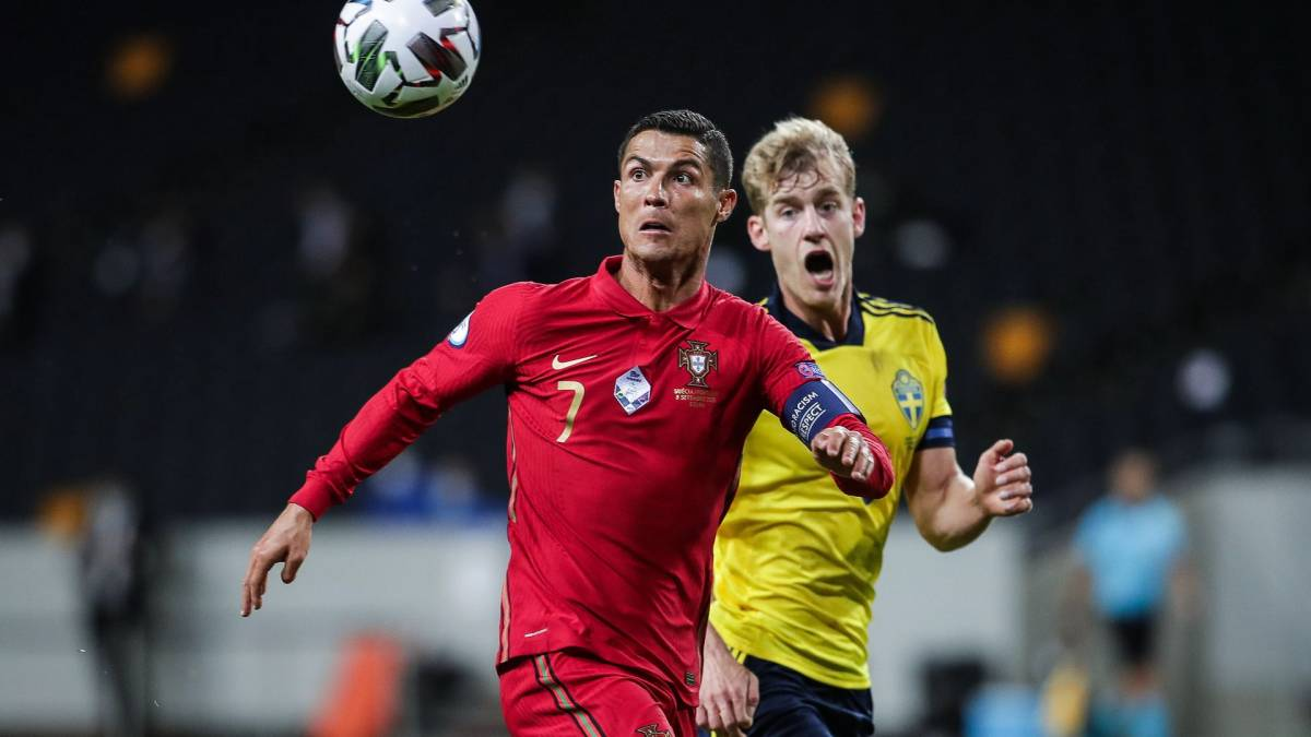 Ronaldo 100th goal for Portugal - Connectley News
