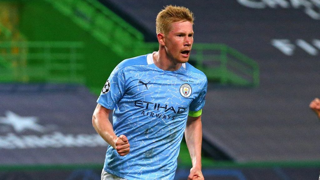 City fails to sign Lionel Messi, De Bruyne speaks - Connectley News