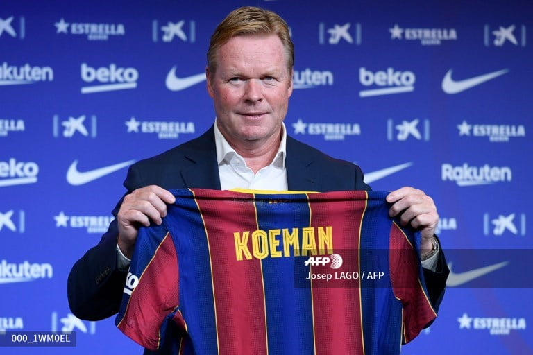 Koeman, Messi Already At Loggerheads Over Changes At Barcelona - Connectley News