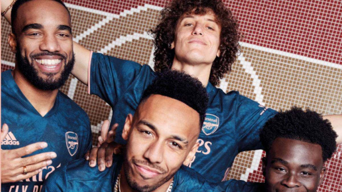 Arsenal presents third kit for for 2020-2021 season - Connectley News