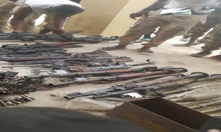 OPC Arrests Suspected Terrorists In Oyo Park - Connectley News