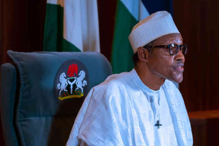 Buhari Tells Ministers To Make Requests Through Chief Of Staff, Gambari - Connectley News