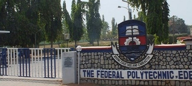 Federal Polytechnic Ede resumption date update - Connectley News