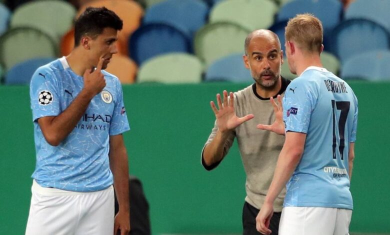 Only 13 players available for Leicester – Guardiola - Connectley News