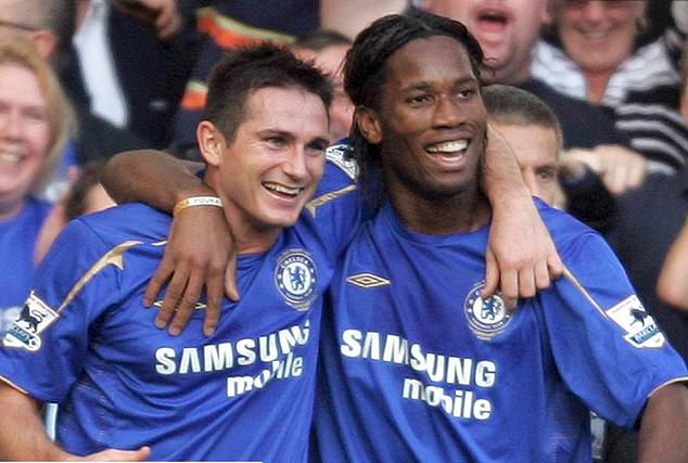 Chelsea legend Drogba jokes he's getting his boots back on after Cech call-up - Connectley News