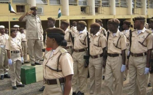 Nigeria Immigration Service Promotes 169 Officers in Oyo - Connectley News