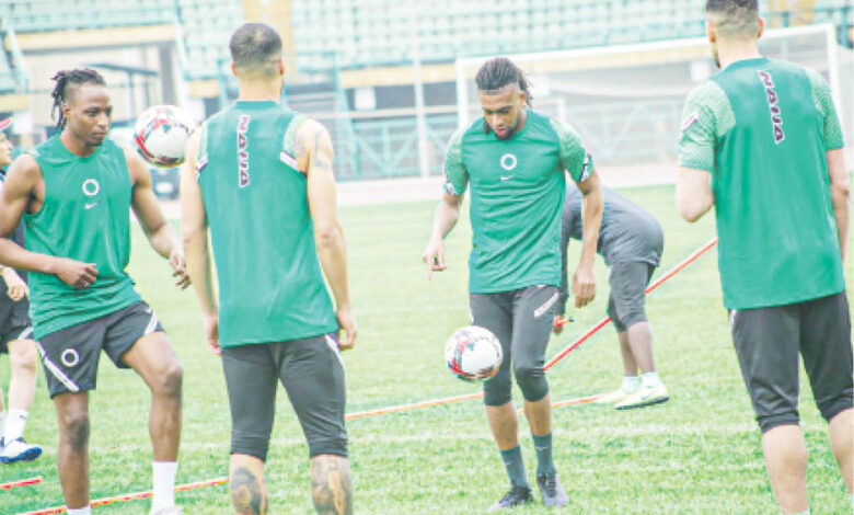As 8,000 Fans Approved To Watch Super Eagles vs Lesotho, NFF Admits Pressure - Connectley News