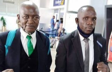 GOtv Boxing: Tanzanian boxer arrives in Nigeria - Connectley News
