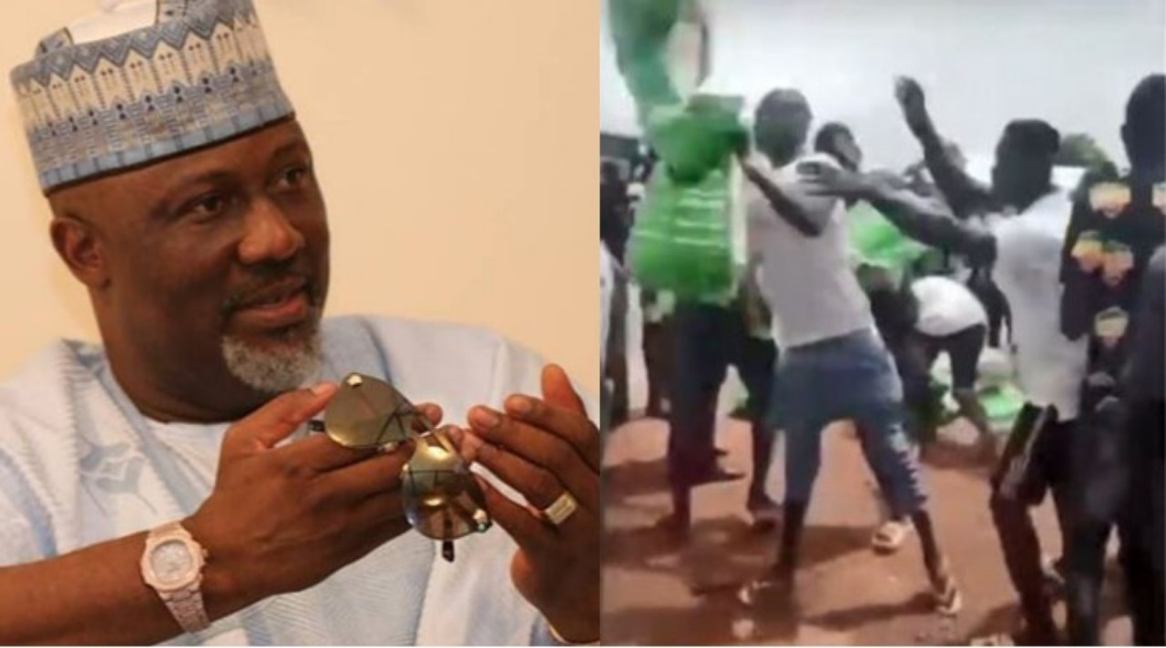 Melaye reacts to video of Ghanaians rejecting bags of rice from politician - Connectley News