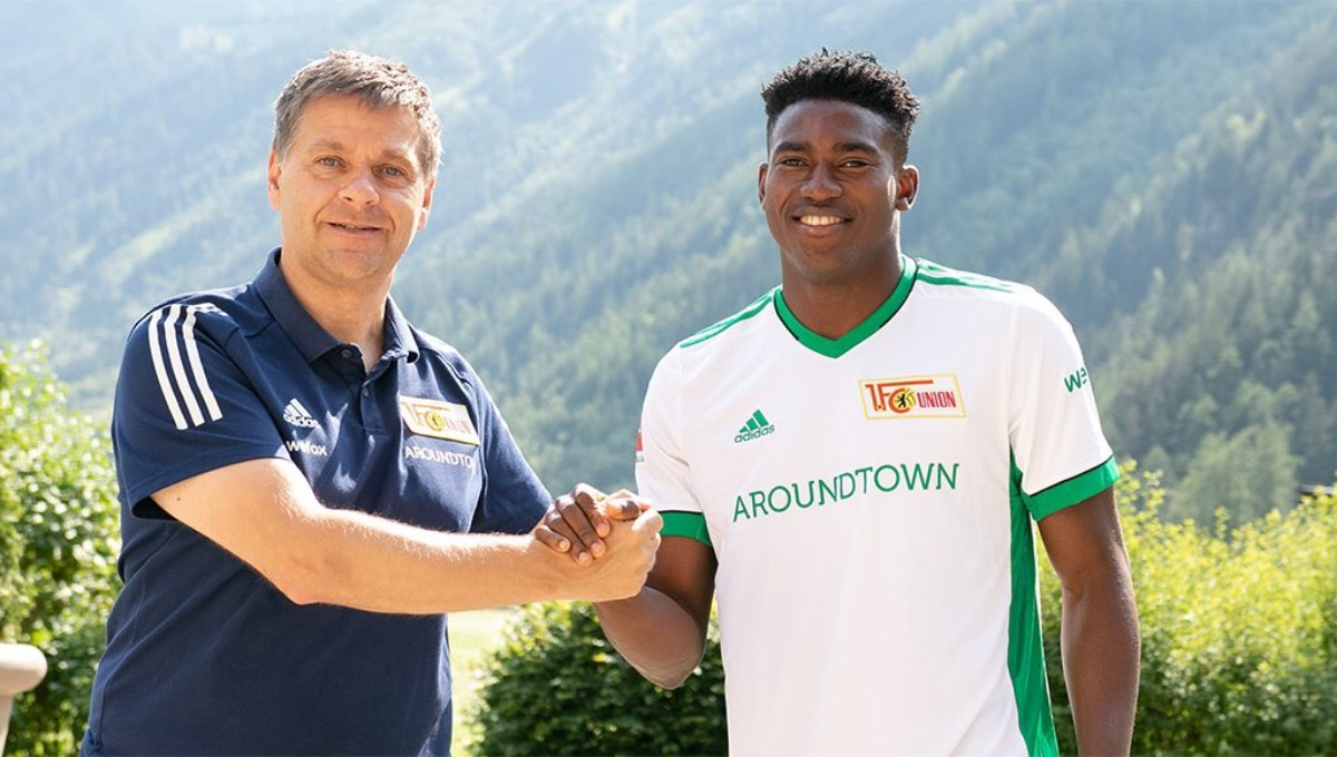 Union Berlin sign Taiwo Awoniyi from Liverpool On permanent deal - Connectley News